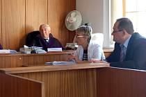 Jan Ledvina odešel včera od soudu s verdiktem, který ho zprostil obžaloby.