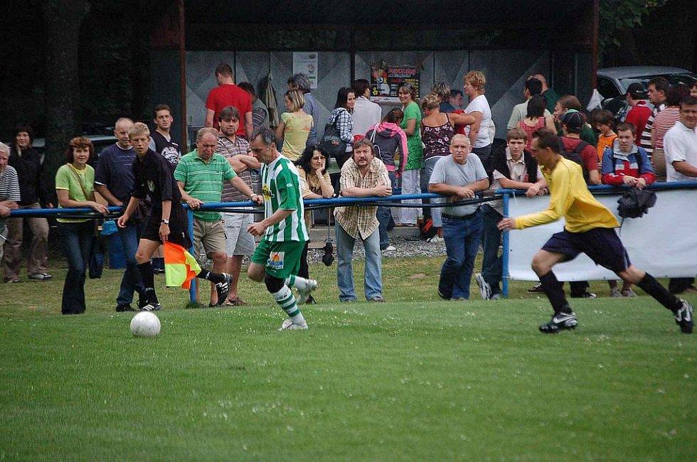 sTarš Krchlebský Samet vs. FC Pražský nářez 2:4