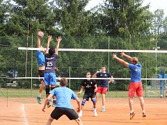 Volejbalový turnaj O pohár Splavu v Dolanech, Svrčovci a Tajanově