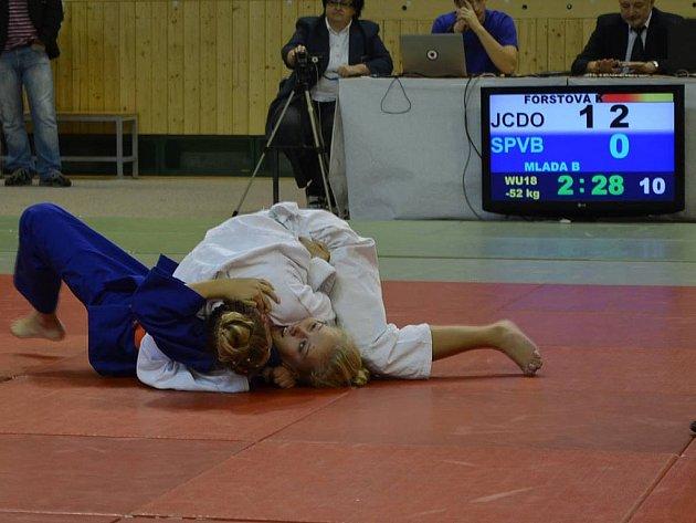 Judo - ilustrační snímek.