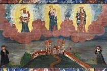 Z obrazu v Poutním muzeu.