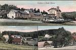 Česká Kubice bývala proslulým rekreačním místem.