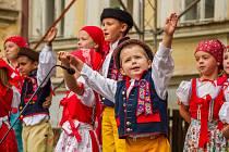 Chodské slavnosti 2012 - sobota.