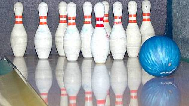 Bowling - ilustrační snímek.