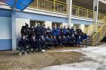 Zážitek - tým TJ Jiskra Domažlice hrál pohár na Sigmě