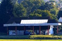 Čerpací stanice Čerchovka. Ilustrační foto.