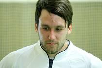Fotbalista Jan Mašek.