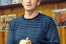 Prezident Slavoje Koloveč Miloslav Duchoň.
