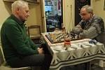 Šachový turnaj v Křenovech.