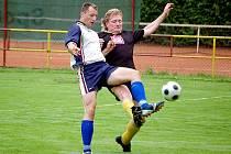 Fotbalový víkend odstartovala rezerva Klenčí, která se dopoledne utkala s mužstvem Milavčí.