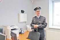Slavnostní otevření nové policejní stanice ve Folmavě.