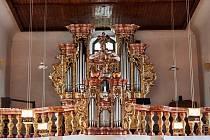Kostelní varhany budou opraveny v příštím roce