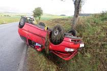 Nehoda u Pocinovic.