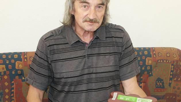 Jiří Neumaier z Domažlic se stal vítězem předchozího čtvrtého kola Tip ligy.