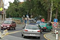 Most u Hubrovny bude v rekonstrukci do konce listopadu.