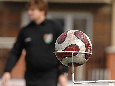 Ilustrační snímek - fotbal.