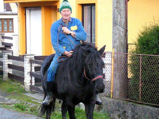 Jan Nykles oslaví sedmdesáté narozeniny.