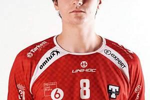 Florbalový obránce Jonáš Kreysa, odchovanec GO GO Horšovský Týn byl pozván na reprezentační soustředění.