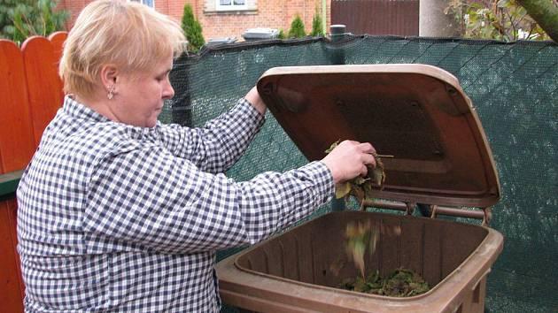 Za odvoz odpadů platí  občané Nové Vsi pět set korun ročně za jednu osobu.