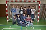 Turnaj mladších žáků ve Kdyni. FK Staňkov.