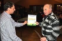 Výroční členská schůze fotbalového oddílu Tatran CHodov.