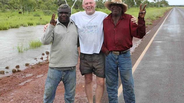 Jan Kreysa v Austrálii.