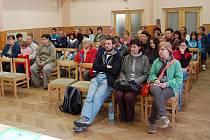 Zahájení školního roku na SOU Domažlice proběhlo v pěti etapách.