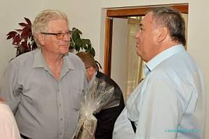 Výstava historických listin v Poběžovicích.