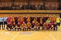 Futsalový svátek v Domažlicích. K pohárovému duelu s Mnichovem dorazila prvoligová Sparta.