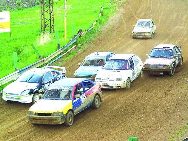 Rallyekros - ilustrační snímek.