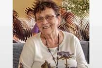 VĚRA VANČUROVÁ. Obyvatelka Domažlic patří ke ´staré gardě´ pečovatelek a dodnes vzpomíná na své klienty.