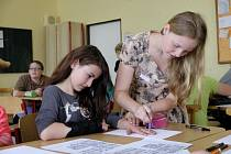 Čeští a němečtí školáci se sešli při prvním projektu.