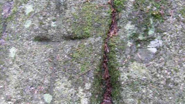 Čertův kámen u Babylonu
