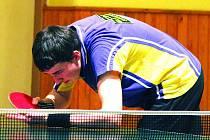 Opora druholigových Strakonic Jiří Šulc obhájil vítězství na turnaji Krchleby Open.