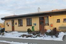 Současná podoba budovy Obecního úřadu v Otově.