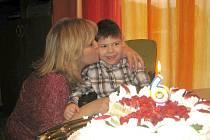 Kubík z Nové Vsi začátkem února oslavil šesté narozeniny.
