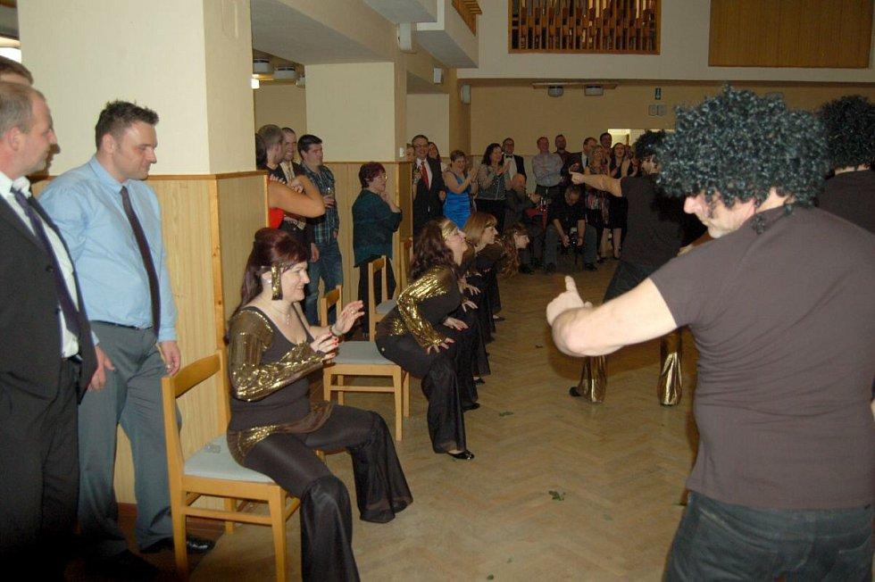 První ples Městyse Klenčí pod Čerchovem.