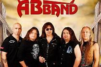 Aleš Brichta se skupinou AB Band.
