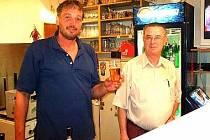Miroslav Delastrada (vpravo).