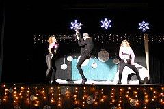 Z Christmas Dance Show 2017 v domažlickém MKS.