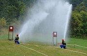 Zíchovští hasiči slavili výročí.