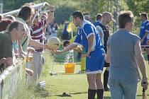 LETNÍ PŘÍPRAVA je v plném proudu a fotbalové turnaje jsou jednou z možností vyzkoušení mužstva.