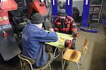 Horšovskotýnští učňové už pilují své dovednosti.