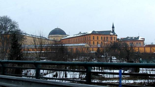 Věznice Plzeň-Bory. Ilustrační foto.