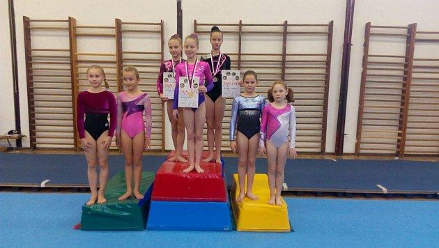 26. ročník závodu ve sportovní gymnastice žen O cenu Chodska.