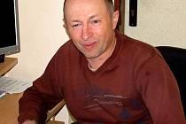 Josef Ouřada, budoucí kronikář.