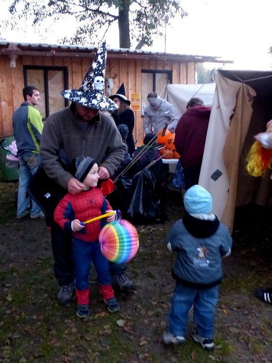 Z Halloweenu na Šnajberku.