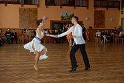POLSKÝ PÁR Chlebny-Berczuk vyhrál  v latinsko-amerických i standardních tancích kategorie C