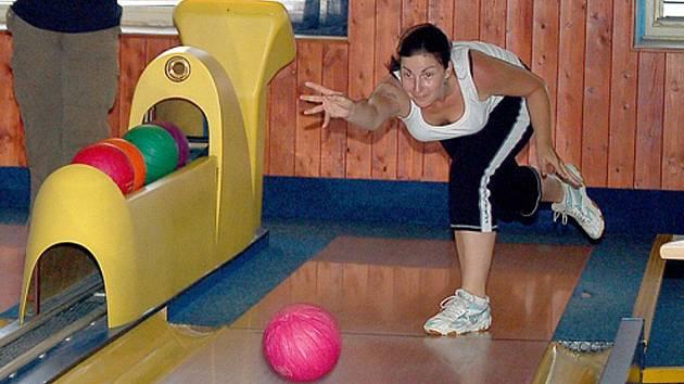 Jitka Vaňková, bowlingářka FPP.