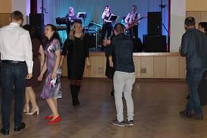 Sportovní ples v Klenčí pod Čerchovem.